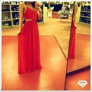 DEB prom/event dress